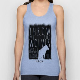 The Pack Unisex Tank Top