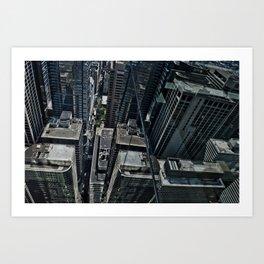 Corporate  Art Print