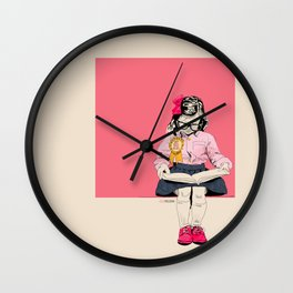 GoodGirl Wall Clock