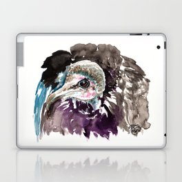 Misunderstood Vulture Laptop & iPad Skin