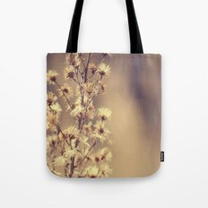Sunday flowers Tote Bag