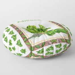 BASILICUM Floor Pillow