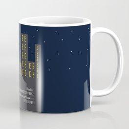 CITY - FontLove Coffee Mug