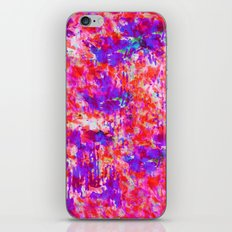FLORAL SUNSET iPhone & iPod Skin