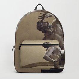 Amazing naked bodies Backpack