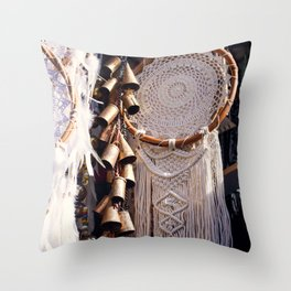 The Jaffa Diaries S06 Throw Pillow