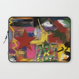 Fantasia in Pixels Laptop Sleeve