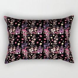 Autumn Night Rectangular Pillow