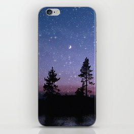 Twilight Forest iPhone Skin