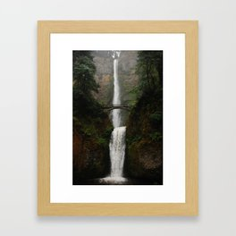 Multnomah wonder! Framed Art Print
