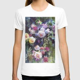 Climbing Roses T-shirt