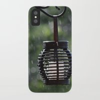 lantern iPhone & iPod Cases featuring Lantern by Lord Toby