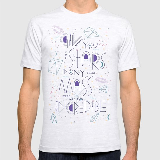 Haikuglyphics - Dear Someone T-shirt