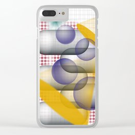 Biotech Predictions Clear iPhone Case