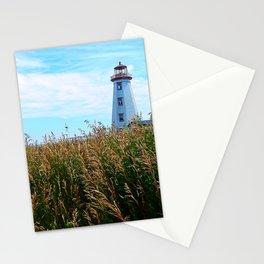 Lighthouse Path Stationery Cards
