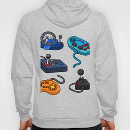 Video Game  Controls Hoody