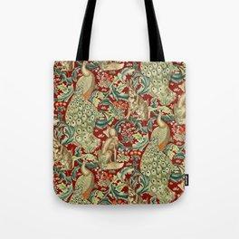 """William Morris """"Forest"""" 2. Tote Bag"""