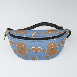 Gingerbread Fanny Pack