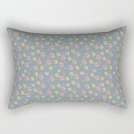 Daisy Dusk Rectangular Pillow
