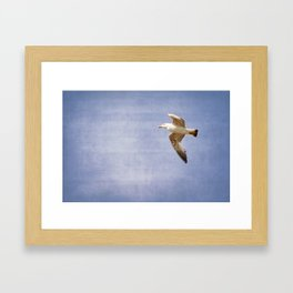 Sky's the limit Framed Art Print
