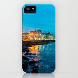 La Vida Nocturna iPhone Case