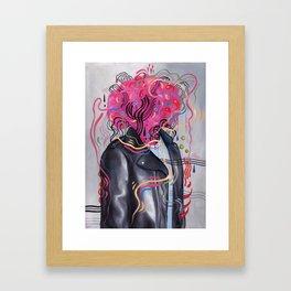 Same Framed Art Print