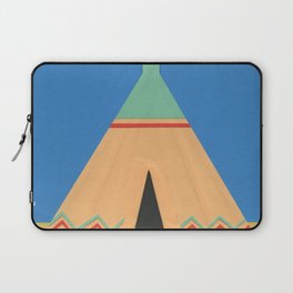 Tipi Green Red Laptop Sleeve
