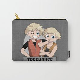 Treehouse: Meet the twins Carry-All Pouch