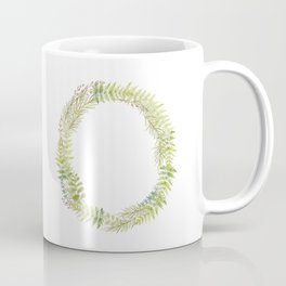 Initial O Coffee Mug