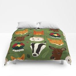 British Woodlands Comforters