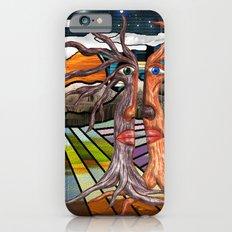Doodlage 08 - If trees could speak iPhone 6s Slim Case