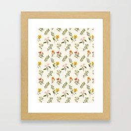 Botanical Dreams Framed Art Print