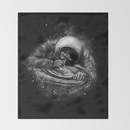 Space Junkie Throw Blanket