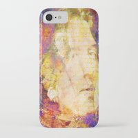 oscar wilde iPhone & iPod Cases featuring Oscar Wilde by Ganech joe