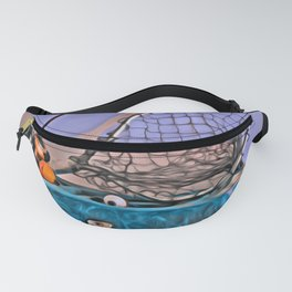 Gone Fishing Fanny Pack