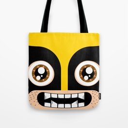 Adorable Wolverine Tote Bag