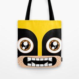 Adorable Wolverine Tote Bag