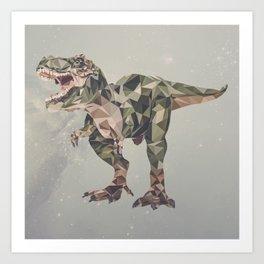 Cosmic Gordon Art Print