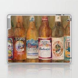 Fat Tire, Alaskan, Coors Light, Budweiser, Mirror Pond, IPA Laptop & iPad Skin