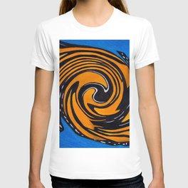 Monarch, Spiralized T-shirt