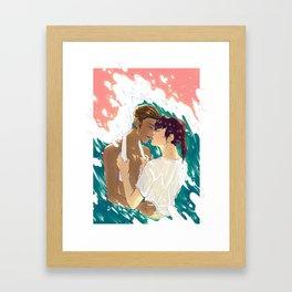 TIDES Framed Art Print