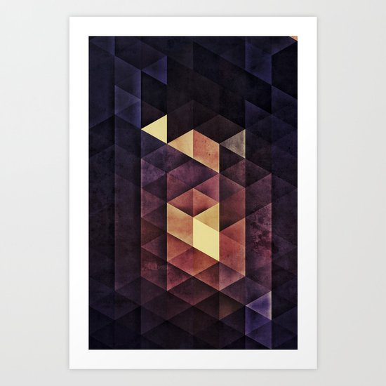 SYSTYM Z Art Print