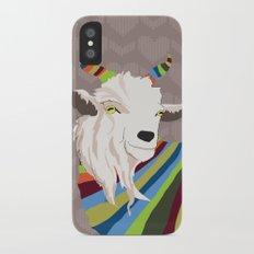 Sweater Goat Slim Case iPhone X