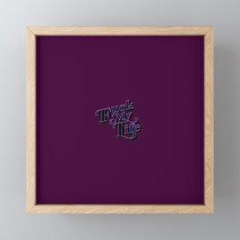 FML Framed Mini Art Print