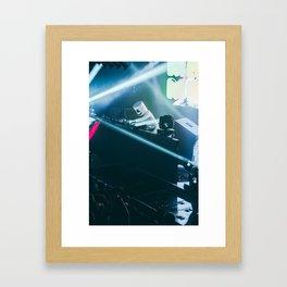 MELLOGVNG Framed Art Print