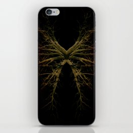 The Roots of Colour (No BG) iPhone Skin