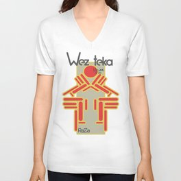 Raza - Wezteka Union - 2 of 3 Unisex V-Neck