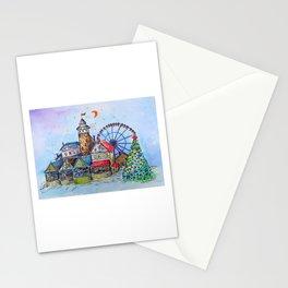 CHRISTMAS MARKET Stationery Cards