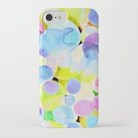 polka dot iPhone & iPod Cases featuring Polka Dot by Amy Sia