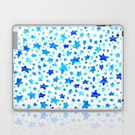Night work Laptop & iPad Skin